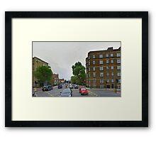 LONDON_View 017 Framed Print