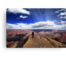Grand Canyon Marvel Canvas Print