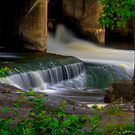 Hogsback falls by Andre Faubert