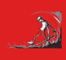 Barefoot Swordsman III by RodMunch