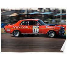351 GT Australian Muscle Car masters Poster