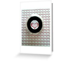 Looking For Love Greeting Card