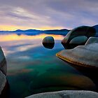 Lake Tahoe by Cecil Whitt