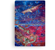 return of the space cowboy Canvas Print