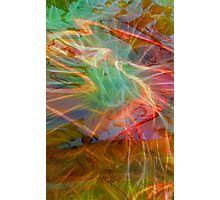 Rainbow Ripples  All Products Photographic Print