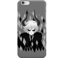 Deep Sea Prisoner - Kcalb (The Gray Garden) iPhone Case/Skin
