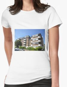 London Deco: High Trees House 1 Womens Fitted T-Shirt