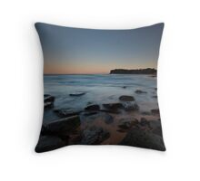 Newport Beach Sydney Northern Beaches Throw Pillow