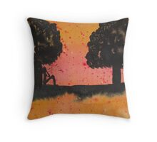 Fall Is My Favorite Season Throw Pillow