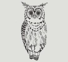 Owl Mama by beelavender