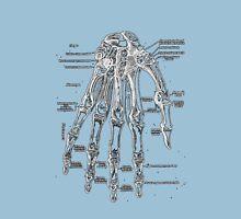 Anatomy Right hand Unisex T-Shirt