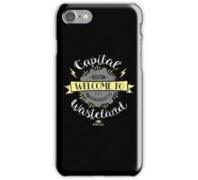 Capital Wasteland iPhone Case/Skin