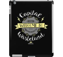 Capital Wasteland iPad Case/Skin