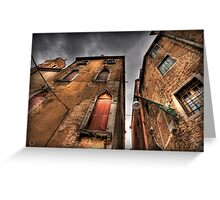 Venice Verticles Greeting Card