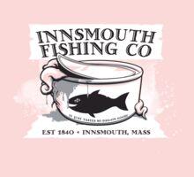 Innsmouth Fishing Co Kids Tee