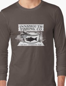 Innsmouth Fishing Co Long Sleeve T-Shirt