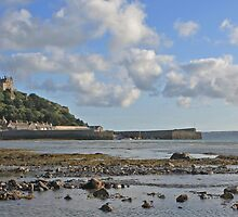 St Michaels Mount by Spencer Trickett