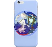 Deep Sea Prisoner - WatGBS iPhone Case/Skin