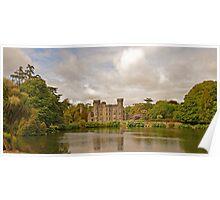 Johnstown Castle Gardens Poster
