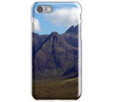 The Cuillens, Isle of Skye iPhone Case/Skin