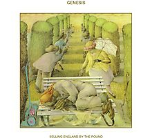 Genesis - Selling England by the Pound Photographic Print