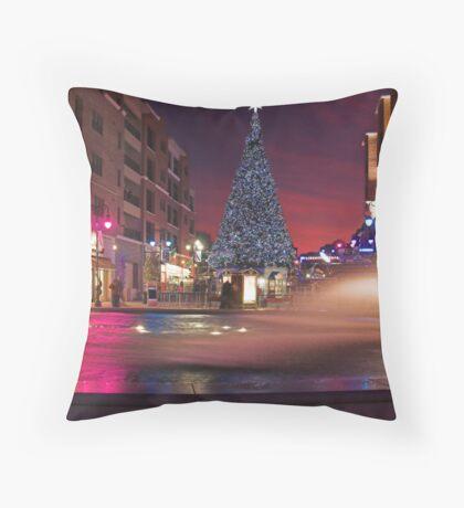 Branson Christmas Throw Pillow