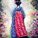 Sunny Geisha by Pamela Plante