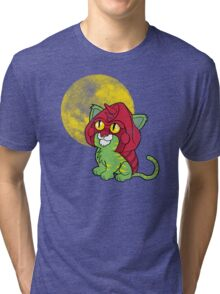 Battlekitty Tri-blend T-Shirt