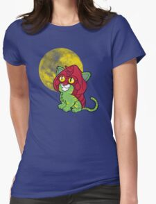 Battlekitty Womens Fitted T-Shirt
