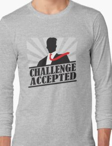 Challeng Accepted Long Sleeve T-Shirt