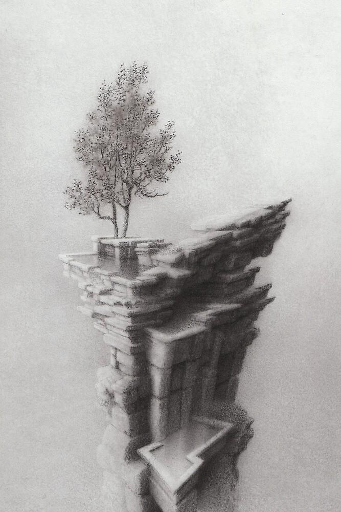 The Nightingale's Garden by Mark  Reep