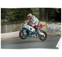 Piotr Betlej* Isle of Man TT 2011 Poster