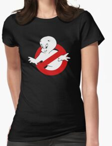 Friendly Ghost busters Womens T-Shirt