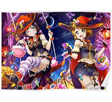 Love Live! School Idol Project - Trick or Treat! Halloween Live! Poster
