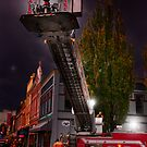 Salem Fire Truck by pdsfotoart