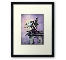 A Source of Mystery Framed Print