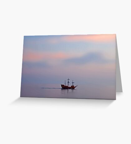 Pirats? Greeting Card