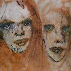 Faces, Bernard Lacoque-122 by ArtLacoque