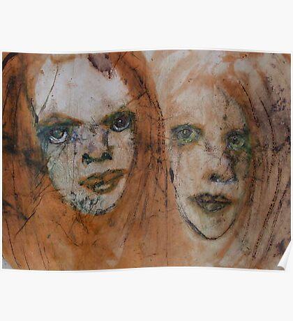 Faces, Bernard Lacoque-122 Poster
