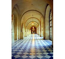 Palace of Versailles Photographic Print
