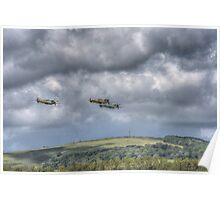 Battle of Britain Flypast  Poster