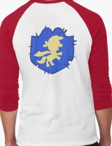 Cutie Mark Crusaders Logo Men's Baseball ¾ T-Shirt