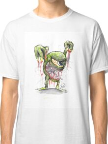 Scary Face Mike Classic T-Shirt