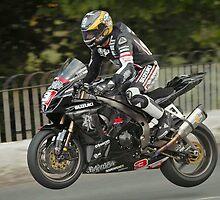 Guy Martin Isle of Man TT 2011 by Stephen Kane