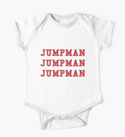 Jumpman Jumpman Jumpman One Piece - Short Sleeve