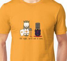Holy Grail - Arthur & Black Knight Unisex T-Shirt