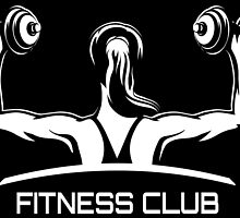 Fitness Emblem by devaleta