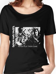 Death and Taxes Women's Relaxed Fit T-Shirt