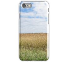 Rural View iPhone Case/Skin