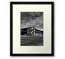 Bloc Framed Print